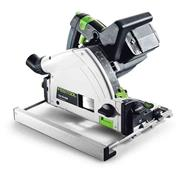 Festool 575746 TSC 55 18v Plunge Saw with 2 x 5.2Ah Batteries, 1 x Rail, Charger and Case