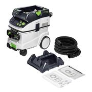 Festool  Festool Mobile Dust Extractor Ctm 36 E Ac-Planex 110V Cleantec