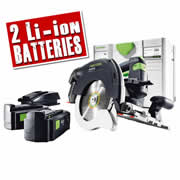 Festool HKC 55 LI 5.2 EB-PLUS Festool 18v 55mm Circular Saw