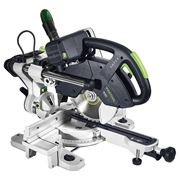 Festool KS60E 216mm Sliding Compound Mitre Saw