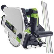 Festool TS55 REBQ-Plus 55mm Plunge Saw with Guide Rail & Systainer