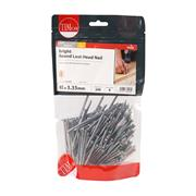 Timco  Timco 65 x 3.35mm Round Lost Head Nail - 1 KG Bag