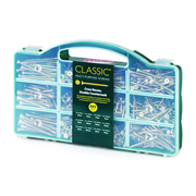 Timco CLASSICTRAY TIMco Classic Screw Mixed Tray - Pack of 895