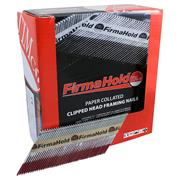Timco  Firmahold 50 x 2.8mm 34° Ring Shank Electro Galv Plus Nails - Pack of 3300