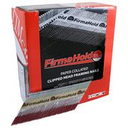 Timco  Firmahold 63 x 3.1mm 34° Ring Shank Electro Galv Plus Nails - Pack of 3300