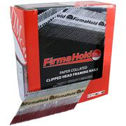 Timco  Firmahold 90 x 3.1mm 34° Ring Shank Electro Galv Plus Nails - Pack of 2200
