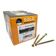 Timco SOLOMP TIMco Solo Woodscrew Mixed Pack - Pack of 1400