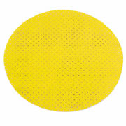 Flex 260235 Pack of 25 Flex Yellow Perforated Sanding Paper - 100 Grit