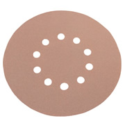 Flex 348.538 Flex 225mm Abrasive Discs 100 Grit (Pack of 25)