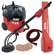 Flex WSE 500 START KIT Flex Classic Giraffe Long Reach Sander Kit