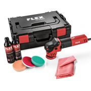 Flex XFE 7-12 80 P-Set Flex 12mm Orbit Polisher Set
