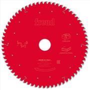 Freud  Freud Laminated Panel Table Saw Blade 210mm x 30mm 66T Cordless