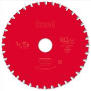 Freud  Freud Multimaterial Saw Blade 184mm x 30mm 36T Corded