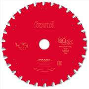 Freud  Freud Multimaterial Saw Blade 160mm x 20mm 30T Corded