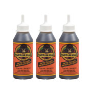 Gorilla 50004 Gorilla Glue (4oz) - Pack of 3