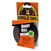 Gorilla GRGTHR Gorilla Tape Handy Roll 25mm x 9.14m