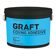Graft 023WHT Coving Adhesive 4 Litre