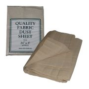 Professional GRISHEETPACK Twill Dust Sheet Package - 1x Standard & 1x Staircase Sheets