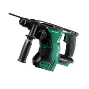Hikoki DH18DBL/J4 Hikoki DH18DBL/J4 18V Brushless SDS+ Drill - Body