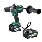 HiKOKI DS36DAX/JRZ 36v MultiVolt Brushless Drill Driver - Kit