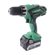Hikoki DV18DGAL/J/JZ 18v Combi Drill with 2 x 5Ah Batteries, Charger and Case