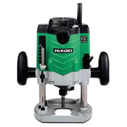 "Hikoki M12VE 1/2"" Shank Variable Speed Router"