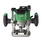 Hikoki M3612DAJPZ Hikoki  36v MultiVolt 1/2'' Shank  Router with 1x 5.0/2.5Ah Multivolt Battery, Charger & Case