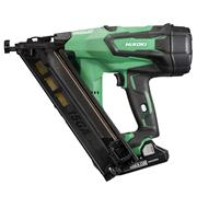 Hikoki NT1865DMAJXZ Hikoki NT1865DMAJXZ 18V Brushless Angled Second Fix Finishing Nail Gun