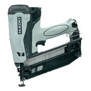 Hikoki NT65GB Cordless Angled Gas Finishing Nailer