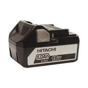 Hitachi BSL1850 Hitachi Li-ion 18v 5.0ah Slide-on Battery