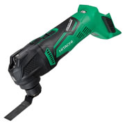 Hitachi CV18DBL W4 Hitachi 18v Brushless Multi-Tool - Body Only