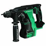 Hitachi DH18DBL/J4 Hitachi 18v Li-ion Brushless SDS+ Hammer Drill - Body Only