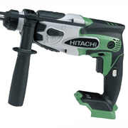 Hitachi DH18DSL/L4 Hitachi 18v SDS+ Hammer Drill (Body Only)