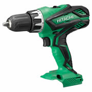 Hitachi DV18DGLL4 Hitachi 18v Li-ion Hammer Drill Driver (Body)
