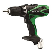 Hitachi DV18DSFL Hitachi 18v Li-ion Hammer Drill/Driver(Slide-on Range)