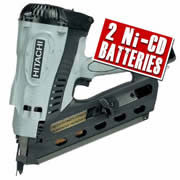 Hitachi NR90GC2 Hitachi Cordless Framing Nailer