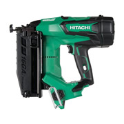 Hitachi NT1850DBSL/J4 Hitachi Cordless 18v 18 Gauge Brushless Straight Brad Nailer (Body)