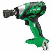 Hitachi WR18DSDL/L4 Hitachi 18v Lithium-ion Cordless Impact Wrench (Body Only)