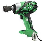 "Hitachi WR18DSDL/W4 18v 1/2"" Impact Wrench - Body"
