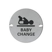 Hoppe 87105708 Baby Change Sign AR913