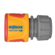 Hozelock  2075 Soft Touch AquaStop Connector - Bulk