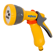 Hozelock 26760000 Multi Spray Gun 5 Pattern