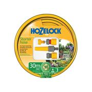 Hozelock  Starter Hose Starter Set 30m 12.5mm (1/2in) Diameter