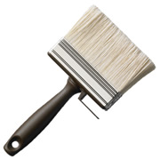 Harris 809 Shed & Fence Block Brush 127mm (5'')