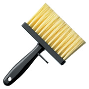 Harris 810 Taskmasters Masonry Brush 127mm (5'')