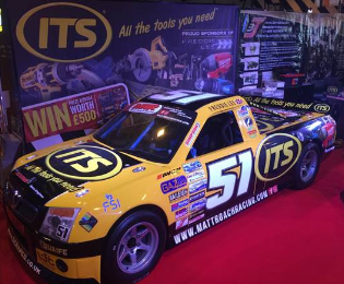 Sponsorship – ITS announce Freddie Lee Pickup Truck Racing support
