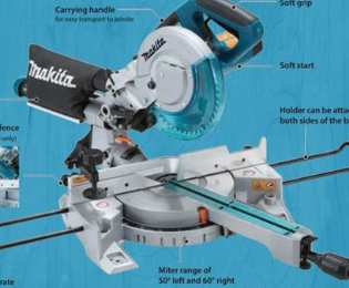 Makita LS0815FL 216mm Mitre Saw – the Mitre Saw Makita have always lacked?