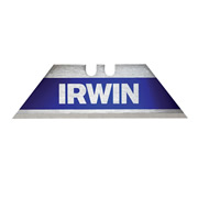 Irwin 10504243 IRWIN Bi-Metal BLUE Trapezoid Blades - Pack of 100