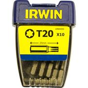 Irwin TX20 25mm Screwdriver Bits - Pack of 10