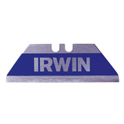 IRWIN Bi-Metal BLUE Safety Trap Blades - Pack of 50